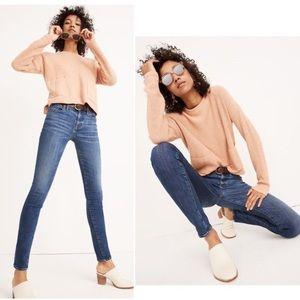"Madewell 8"" Skinny Jeans (A3)"